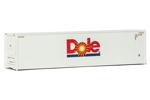 40' Hi-Cube Refrigerator Container - Dole #108152