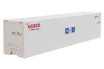 40' Hi-Cube Refrigerator Container - Seaco/MOL #925058