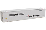 48' Ribbed Side Container - Norfolk Southern/Triple Crown #481096