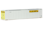 48' Ribbed Side Container - JB Hunt #602710