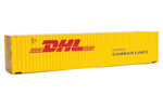 45' CIMC Container - DHL #140010