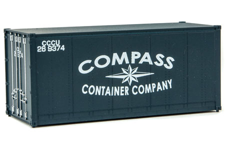 20' Smooth Side Container - Compass Container Company #269374
