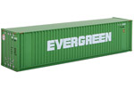 40' Hi-Cube Container - Evergreen #131162