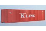 40' Hi-Cube Container - K-Line #193148