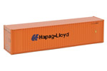 40' Hi-Cube Container - Hapag-Lloyd #4585116