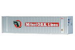 40' Hi-Cube Container - Mitsui O.S.K. Lines #701544