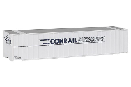 48' Ribbed Side Container - Conrail Mercury #281169