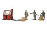 Workers w/ Forklift