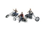 Auto Scenes® Bad Boy Bikers