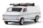Auto Scenes® Work Van