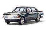 Auto Scenes® Black Sedan