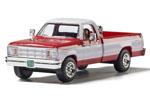 Auto Scenes® Two-Tone Truck