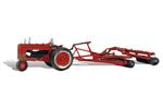 Auto Scenes® Tractor & Disc