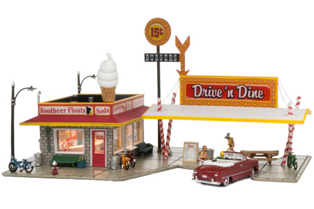 Built-&-Ready® Drive 'n Dine