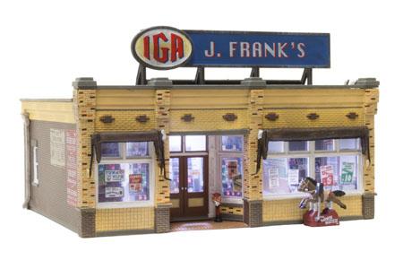 Built-&-Ready® J. Frank's Grocery