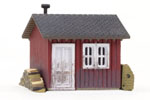 Built-&-Ready® Work Shed