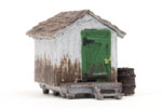 Built-&-Ready® Wood Shack