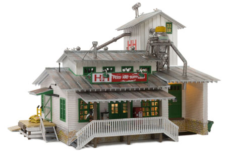 Built-&-Ready® H&H Feed Mill
