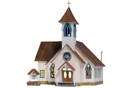 Built-&-Ready® Community Church