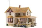 Built-&-Ready® Corner Porch House