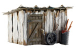 Built-&-Ready® Tin Shack
