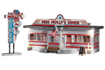 Built-&-Ready® Miss Molly's Diner