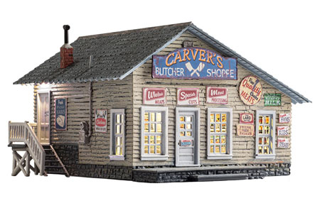 Built-&-Ready® Carver's Butcher Shoppe