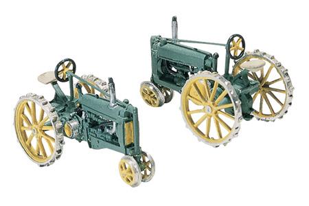 Scenic Details® Tractors