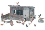 Scenic Details® Chicken Coop