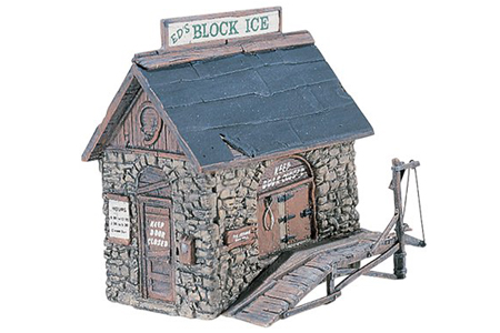 Scenic Details® Ice House