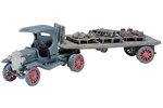 """Scenic Details® Flat Bed & Tractor (""""Diamond T"""")"""