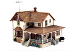 Corner Porch House